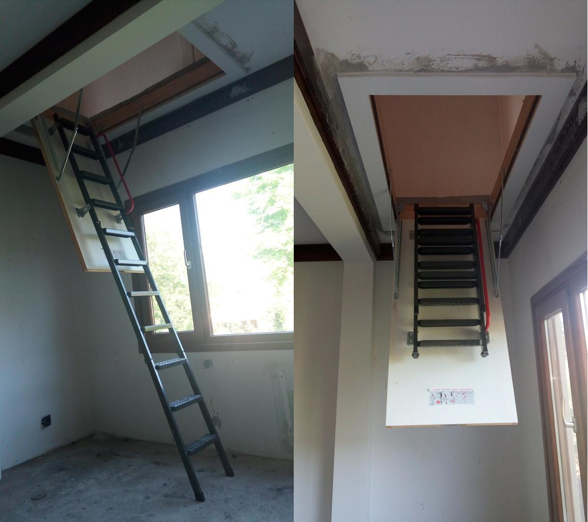 lmk fakro çatı merdivenleri