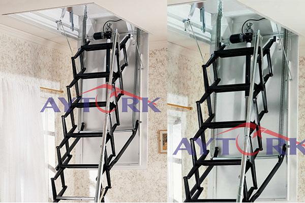 Elektrikli Çatı Merdiveni Fiyatı